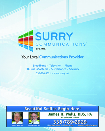 Surry County directory